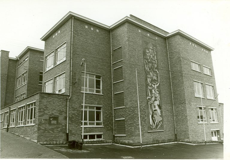 1968 Nieuw gebouw