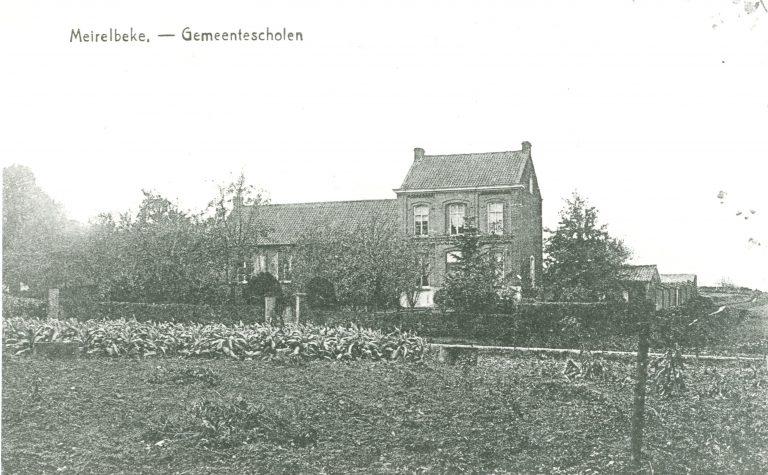 1955 Oprichting school